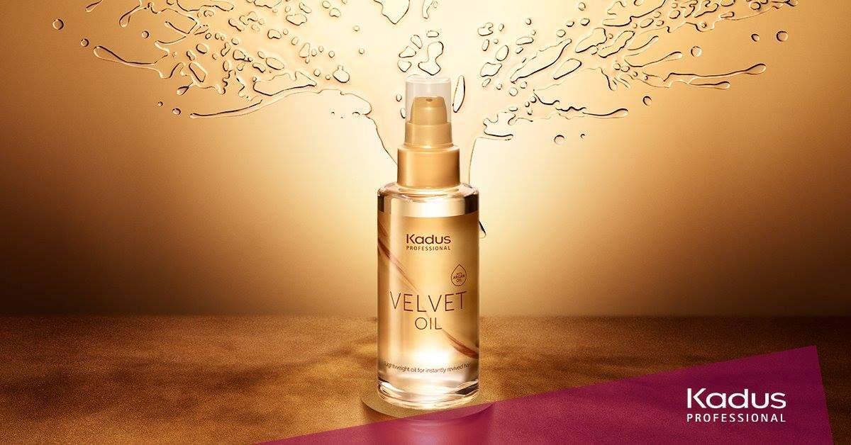 Velvet oil 25% korting